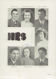 Page 23, 1949 Edition, Alexandria Monroe High School - Spectrum Yearbook (Alexandria, IN) online yearbook collection