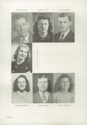 Page 24, 1949 Edition, Alexandria Monroe High School - Spectrum Yearbook (Alexandria, IN) online yearbook collection
