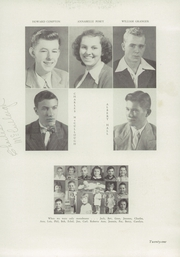 Page 25, 1949 Edition, Alexandria Monroe High School - Spectrum Yearbook (Alexandria, IN) online yearbook collection