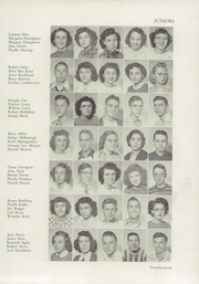 Page 31, 1949 Edition, Alexandria Monroe High School - Spectrum Yearbook (Alexandria, IN) online yearbook collection