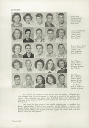 Page 32, 1949 Edition, Alexandria Monroe High School - Spectrum Yearbook (Alexandria, IN) online yearbook collection