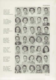 Page 39, 1949 Edition, Alexandria Monroe High School - Spectrum Yearbook (Alexandria, IN) online yearbook collection