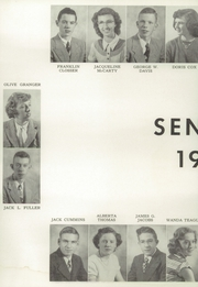 Page 16, 1951 Edition, Alexandria Monroe High School - Spectrum Yearbook (Alexandria, IN) online yearbook collection