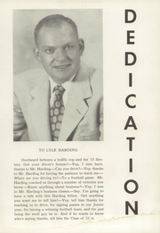 Page 7, 1951 Edition, Alexandria Monroe High School - Spectrum Yearbook (Alexandria, IN) online yearbook collection