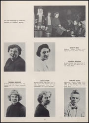 Page 13, 1953 Edition, Alexandria Monroe High School - Spectrum Yearbook (Alexandria, IN) online yearbook collection