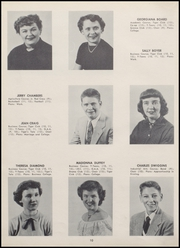Page 14, 1953 Edition, Alexandria Monroe High School - Spectrum Yearbook (Alexandria, IN) online yearbook collection