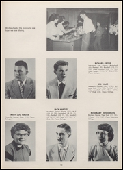 Page 17, 1953 Edition, Alexandria Monroe High School - Spectrum Yearbook (Alexandria, IN) online yearbook collection