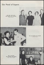Page 12, 1954 Edition, Alexandria Monroe High School - Spectrum Yearbook (Alexandria, IN) online yearbook collection