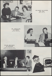 Page 14, 1954 Edition, Alexandria Monroe High School - Spectrum Yearbook (Alexandria, IN) online yearbook collection