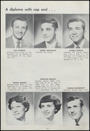 Page 16, 1954 Edition, Alexandria Monroe High School - Spectrum Yearbook (Alexandria, IN) online yearbook collection