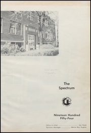 Page 5, 1954 Edition, Alexandria Monroe High School - Spectrum Yearbook (Alexandria, IN) online yearbook collection