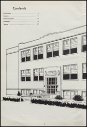 Page 6, 1954 Edition, Alexandria Monroe High School - Spectrum Yearbook (Alexandria, IN) online yearbook collection