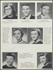 Page 12, 1956 Edition, Alexandria Monroe High School - Spectrum Yearbook (Alexandria, IN) online yearbook collection
