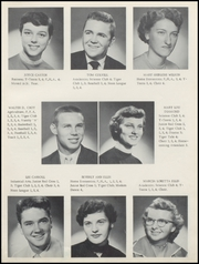 Page 15, 1956 Edition, Alexandria Monroe High School - Spectrum Yearbook (Alexandria, IN) online yearbook collection