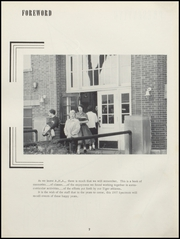 Page 6, 1957 Edition, Alexandria Monroe High School - Spectrum Yearbook (Alexandria, IN) online yearbook collection