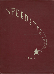 Page 1, 1945 Edition, Speedway High School - Speedette Yearbook (Speedway, IN) online yearbook collection