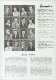 Page 14, 1945 Edition, Speedway High School - Speedette Yearbook (Speedway, IN) online yearbook collection