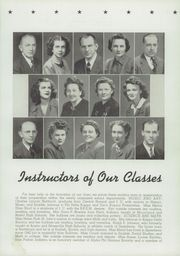 Page 9, 1945 Edition, Speedway High School - Speedette Yearbook (Speedway, IN) online yearbook collection