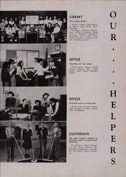 Page 11, 1948 Edition, Speedway High School - Speedette Yearbook (Speedway, IN) online yearbook collection