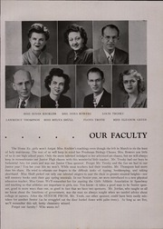 Page 13, 1948 Edition, Speedway High School - Speedette Yearbook (Speedway, IN) online yearbook collection