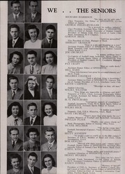 Page 16, 1948 Edition, Speedway High School - Speedette Yearbook (Speedway, IN) online yearbook collection