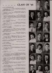 Page 17, 1948 Edition, Speedway High School - Speedette Yearbook (Speedway, IN) online yearbook collection