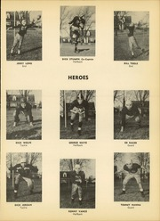 Page 13, 1952 Edition, Speedway High School - Speedette Yearbook (Speedway, IN) online yearbook collection