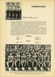 Page 16, 1952 Edition, Speedway High School - Speedette Yearbook (Speedway, IN) online yearbook collection