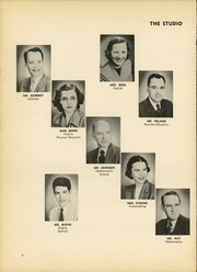 Page 6, 1952 Edition, Speedway High School - Speedette Yearbook (Speedway, IN) online yearbook collection