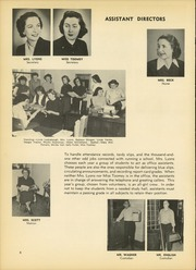 Page 8, 1952 Edition, Speedway High School - Speedette Yearbook (Speedway, IN) online yearbook collection
