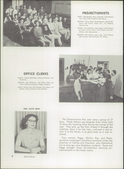 Page 10, 1955 Edition, Speedway High School - Speedette Yearbook (Speedway, IN) online yearbook collection