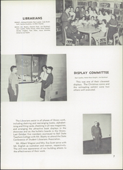 Page 11, 1955 Edition, Speedway High School - Speedette Yearbook (Speedway, IN) online yearbook collection