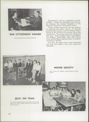 Page 14, 1955 Edition, Speedway High School - Speedette Yearbook (Speedway, IN) online yearbook collection