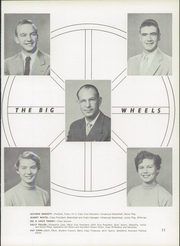 Page 15, 1955 Edition, Speedway High School - Speedette Yearbook (Speedway, IN) online yearbook collection