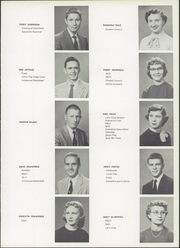 Page 17, 1955 Edition, Speedway High School - Speedette Yearbook (Speedway, IN) online yearbook collection