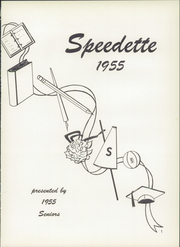 Page 5, 1955 Edition, Speedway High School - Speedette Yearbook (Speedway, IN) online yearbook collection