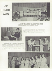 Page 13, 1959 Edition, Speedway High School - Speedette Yearbook (Speedway, IN) online yearbook collection