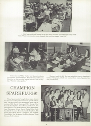 Page 8, 1959 Edition, Speedway High School - Speedette Yearbook (Speedway, IN) online yearbook collection