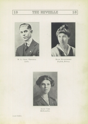 Page 13, 1918 Edition, Scottsburg High School - Reveille Yearbook (Scottsburg, IN) online yearbook collection