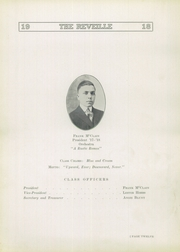 Page 16, 1918 Edition, Scottsburg High School - Reveille Yearbook (Scottsburg, IN) online yearbook collection