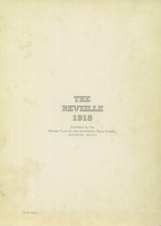 Page 5, 1918 Edition, Scottsburg High School - Reveille Yearbook (Scottsburg, IN) online yearbook collection
