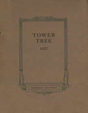 Page 1, 1927 Edition, Greensburg High School - Tower Tree Yearbook (Greensburg, IN) online yearbook collection