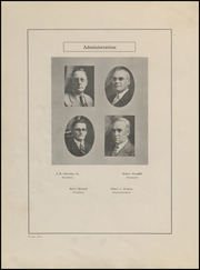 Page 12, 1929 Edition, Greensburg High School - Tower Tree Yearbook (Greensburg, IN) online yearbook collection