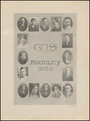 Page 13, 1929 Edition, Greensburg High School - Tower Tree Yearbook (Greensburg, IN) online yearbook collection
