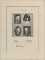 Page 14, 1929 Edition, Greensburg High School - Tower Tree Yearbook (Greensburg, IN) online yearbook collection