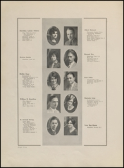 Page 16, 1929 Edition, Greensburg High School - Tower Tree Yearbook (Greensburg, IN) online yearbook collection