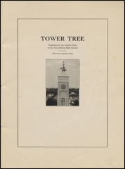 Page 7, 1929 Edition, Greensburg High School - Tower Tree Yearbook (Greensburg, IN) online yearbook collection