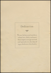 Page 8, 1932 Edition, Greensburg High School - Tower Tree Yearbook (Greensburg, IN) online yearbook collection