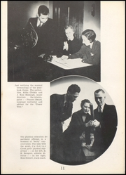 Page 17, 1937 Edition, Greensburg High School - Tower Tree Yearbook (Greensburg, IN) online yearbook collection