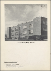 Page 4, 1942 Edition, Greensburg High School - Tower Tree Yearbook (Greensburg, IN) online yearbook collection